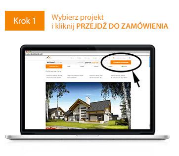 projekty domów - jak zamówić przez internet