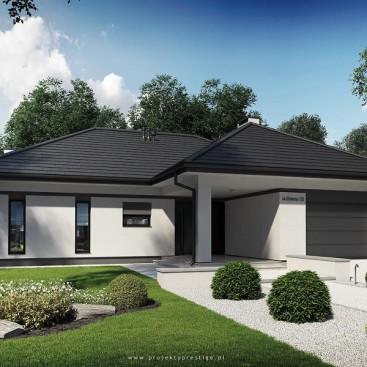 Projekt domu Wilson II