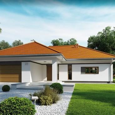 Projekt domu Wilson III