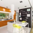 Projekt domu Wilson IV - wizualizacja wewnętrzna
