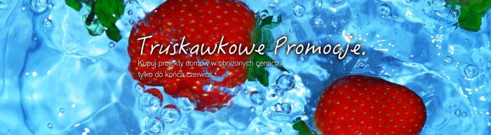 projekt domu prestige - czerwiec truskawkowa promocja