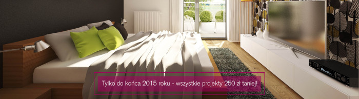projekt domu promocje 2015