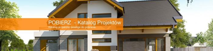 projekty domów gotowych prestige