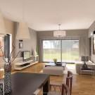 Projekt domu Wilson I - wizualizacja wewnętrzna