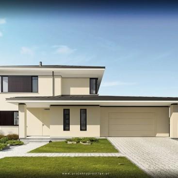 Projekt domu Hubert I