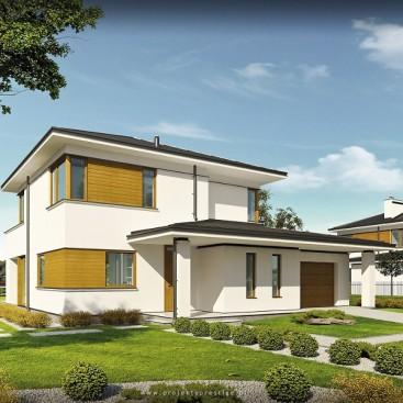 Projekt domu Hubert II