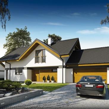 Projekt domu Wiliam I