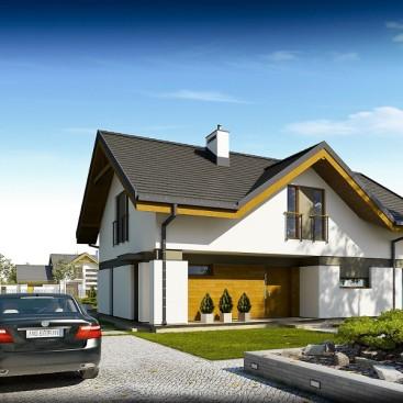 Projekt domu Wiliam II
