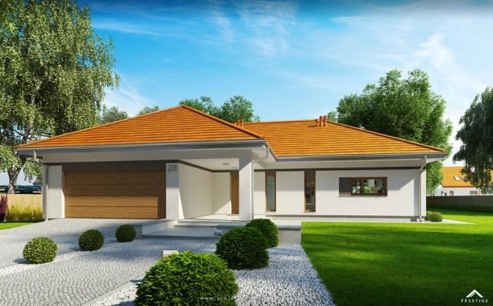 Projekt domu Wilson IV