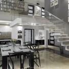 Projekt domu Kornelia wizualizacja wewnętrzna