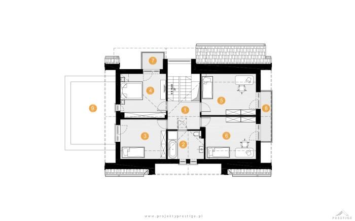 projekt domu wiliam-vi-poddasze