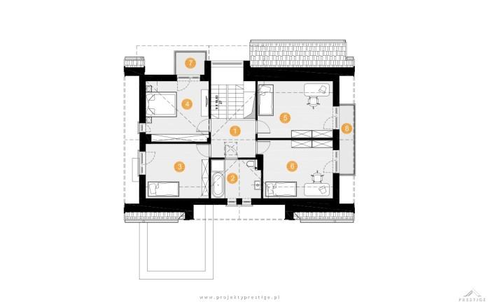 Projekt domu Wiliam