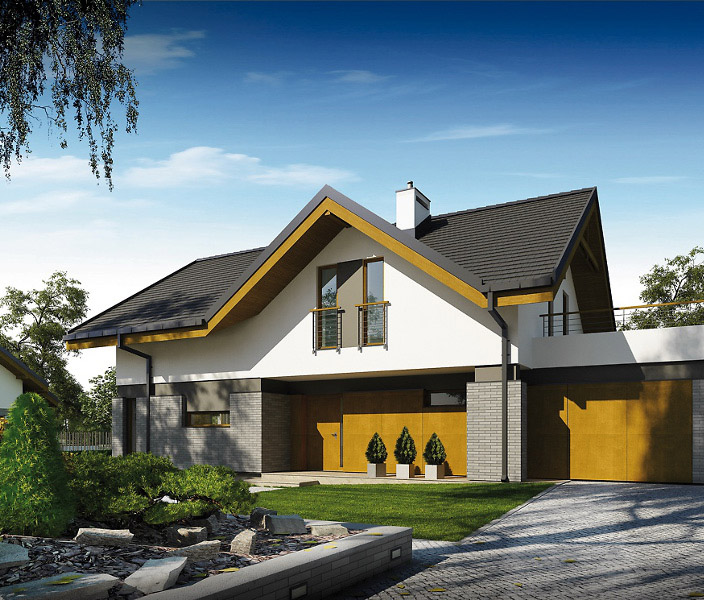 Projekt domu Wiliam III