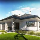 projekt domu hary
