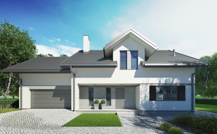 projekt domu henryk II