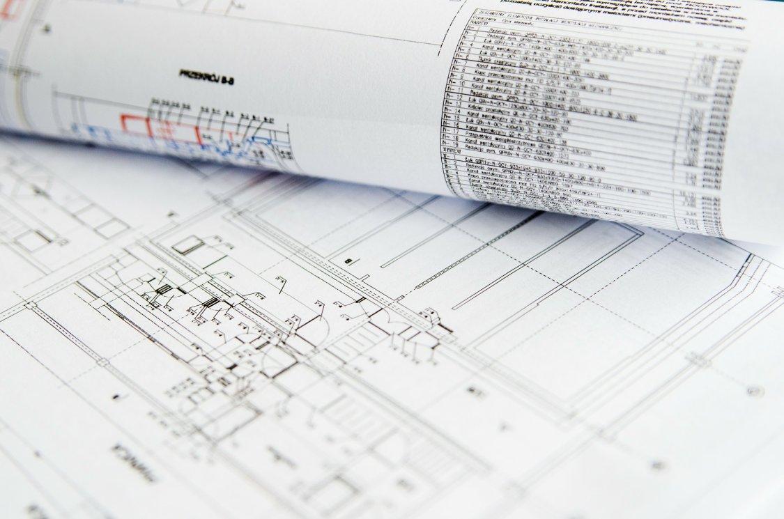 wybór działki budowlanej - projekt